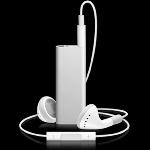 iPod Shuffle wh