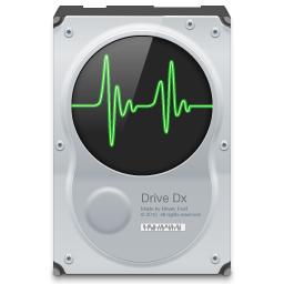 Drive DX logo